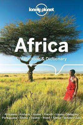 Cover of Lonely Planet Africa Phrasebook & Dictionary - Lonely Planet - 9781786574763
