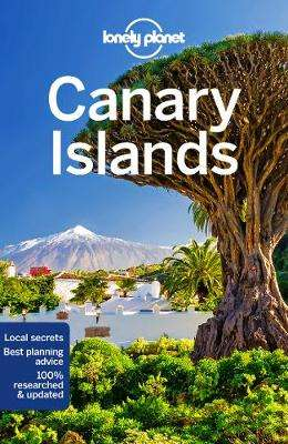 Cover of Lonely Planet Canary Islands 7th edition - Lonely Planet - 9781786574985