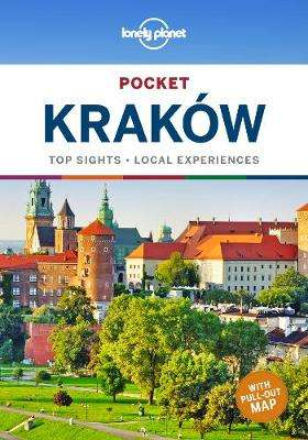 Cover of Lonely Planet Pocket Krakow 3rd edition - Lonely Planet - 9781786575821