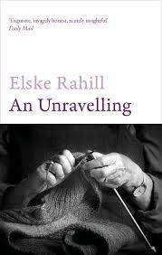 Cover of An Unravelling - Elske Rahill - 9781786691026
