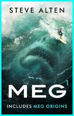 Cover of Meg - Steve Alten - 9781786695741