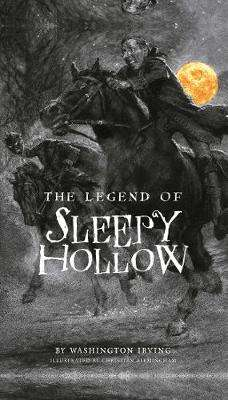 Cover of The Legend of Sleepy Hollow - Washington Irving - 9781786750983