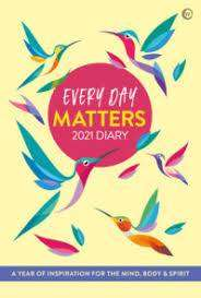 Cover of Every Day Matters 2021 Desk Diary - 9781786783813