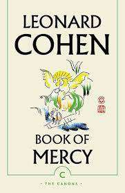 Cover of Book of Mercy - Leonard Cohen - 9781786896865