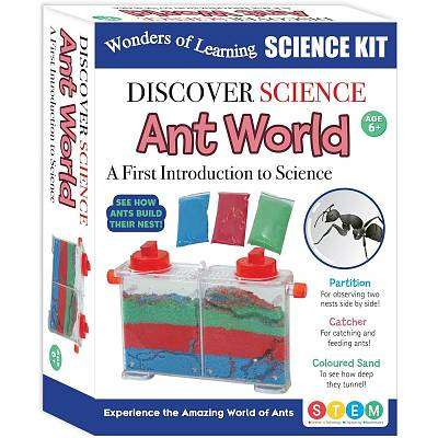 Cover of Science Box - Ant World - 9781786905697