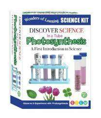 Cover of Science Box - Photosynthesis in a Tube - 9781786905734