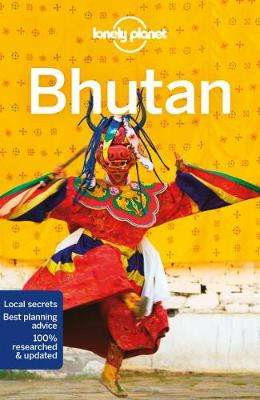 Cover of Lonely Planet Bhutan - Lonely Planet - 9781787013483