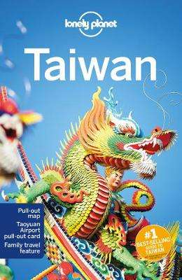 Cover of Lonely Planet Taiwan 11th edition - Lonely Planet - 9781787013858