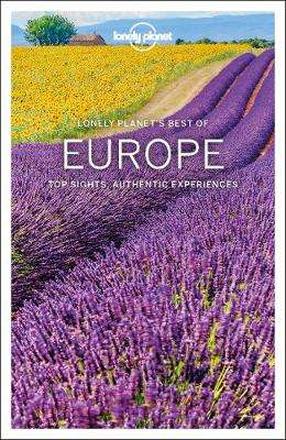 Cover of Lonely Planet Best of Europe - Lonely Planet - 9781787013919