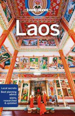 Cover of Lonely Planet Laos - Lonely Planet - 9781787014084