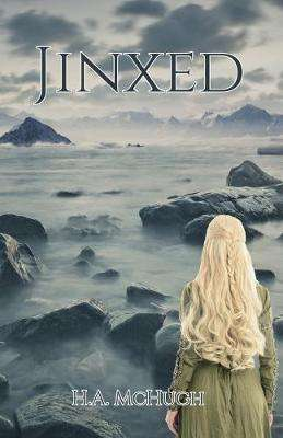 Cover of Jinxed - H. A. McHugh - 9781787108523