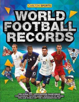 Cover of World Football Records, New Edition - Keir Radnedge - 9781787393257