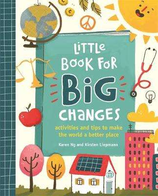 Cover of Little Book for Big Changes - Mona Karaivanova - 9781787414808
