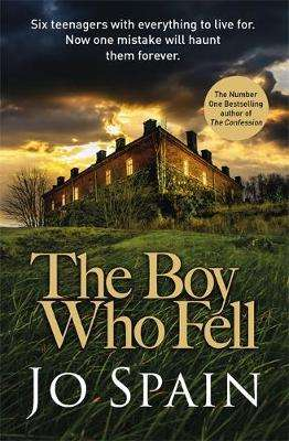 Cover of The Boy Who Fell - Jo Spain - 9781787474369