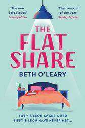 Cover of The Flatshare - Beth O'Leary - 9781787474413