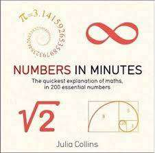 Cover of Numbers in Minutes - Julia Collins - 9781787477315