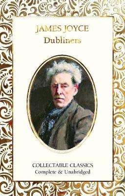 Cover of Dubliners - James Joyce - 9781787557864