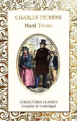 Cover of Hard Times - Charles Dickens - 9781787557918