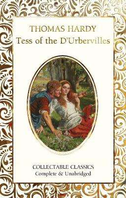 Cover of Tess of the d'Urbervilles - Thomas Hardy - 9781787557949