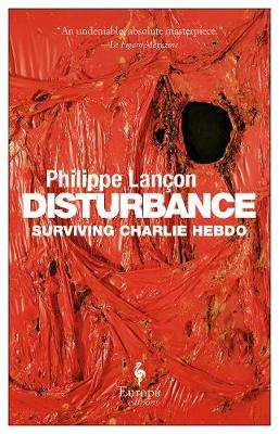 Cover of Disturbance - Philippe Lancon - 9781787701892