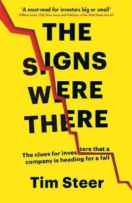 Cover of The Signs Were There - Tim Steer - 9781788160803