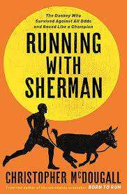 Cover of Running with Sherman - Christopher McDougall - 9781788162272