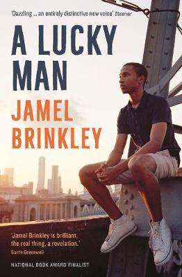 Cover of Lucky Man - Jarnel Brinkley - 9781788163224