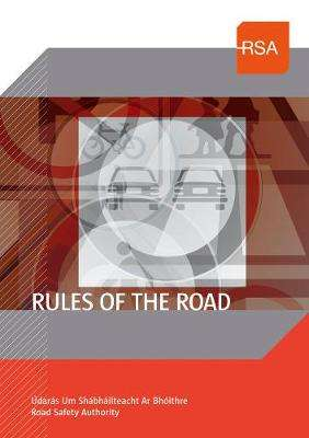 Cover of Rules of the Road - 2019 edition - 9781788491389