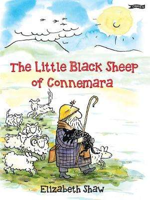Cover of The Little Black Sheep of Connemara - Elizabeth Shaw - 9781788491792