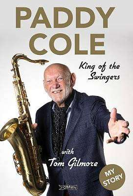 Cover of King of the Swingers - Paddy Cole - 9781788492218