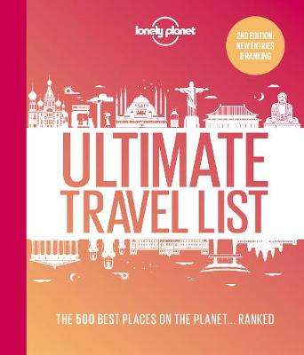 Cover of Lonely Planet's Ultimate Travel List 2 - Lonely Planet - 9781788689137