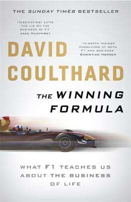 Cover of The Winning Formula - Dennis Coulthard - 9781788700139