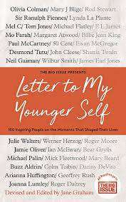 Cover of The Big Issue Presents... Letter To My Younger Self - Jane Graham - 9781788702324