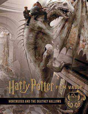 Cover of Harry Potter: The Film Vault - Volume 3: The Sorcerer's Stone, Horcruxes & The D - Titan Books - 9781789092653