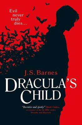 Cover of Dracula's Child - J.S. Barnes - 9781789093391