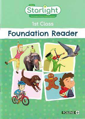 Cover of Starlight 1st Class Foundation Reader 1 - 9781789278897