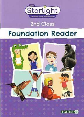 Cover of Starlight 2nd Class Foundation Reader - 9781789278910
