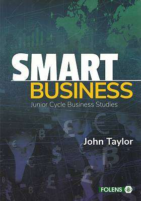 Cover of SMART Business 2019 Textbook & Workbook - John Taylor - 9781789279825