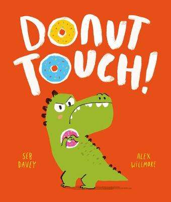 Cover of Donut Touch! - Seb Davey - 9781789584868