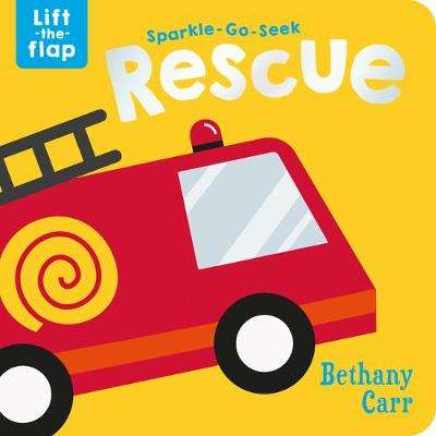 Cover of Sparkle-Go-Seek Rescue - Katie Button - 9781789585186