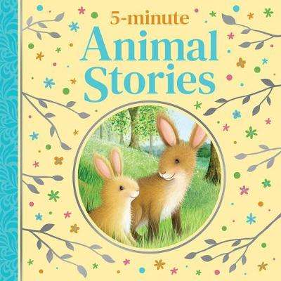 Cover of 5-minute Animal Stories - Various - 9781789585193