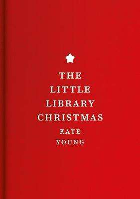 Cover of Little Library Christmas - Kate Young - 9781838937461