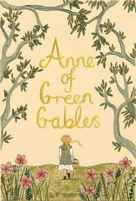 Cover of Anne of Green Gables - Lucy Montgomery - 9781840227840