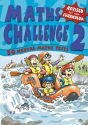 Cover of Maths Challenge 2 - Brendan Montgomery - 9781841311487