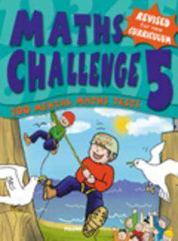 Cover of Maths Challenge 5 - Brendan Montgomery - 9781841311593