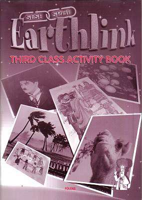 Cover of Earthlink 3rd Class Activity Book - Deirdre Whelan Breda Courtney Murphy - 9781841312309