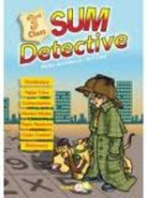 Cover of Sum Detective 3rd Class - Stella MacNally - 9781841319612