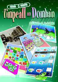 Cover of Timpeall An Domhain Rang a 1 - Breda Courtney-Murphy - 9781841319711