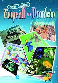 Cover of Timpeall An Domhain Rang a 2 - Breda Courtney-Murphy - 9781841319728