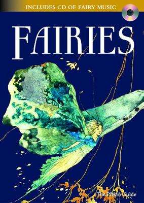 Cover of Fairies plus CD - Jenni Davis - 9781841651354